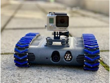 FPV Танковый Ровер с управлением по Wi-Fi. Днепр. фото 1