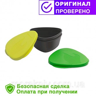Набор посуды LIGHT MY FIRE SnapBox 2-pack Lime/Green ( 40354413). Первомайский. фото 1