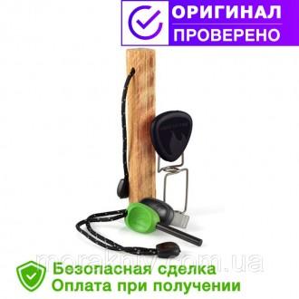 Набор для барбекю Light My Fire FireLighting Kit Green/Black LMF (50674740). Первомайский. фото 1