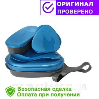 Туристическая посуда набор LunchKit Petroleum (41375310). Первомайский. фото 1
