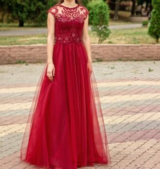 Выпускное платье. Терновка. фото 1