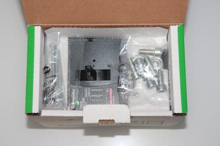 Compact NSX 250F TM200D , Schneider Electric автоматический выключатель 200А три. Киев, Киевская область. фото 4