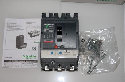 Compact NSX 250F TM200D , Schneider Electric автоматический выключатель 200А три. Киев, Киевская область. фото 10