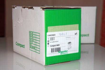 Compact NSX 250F TM200D , Schneider Electric автоматический выключатель 200А три. Киев, Киевская область. фото 3