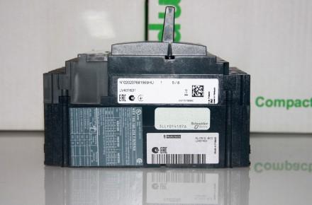 Compact NSX 250F TM200D , Schneider Electric автоматический выключатель 200А три. Киев, Киевская область. фото 6