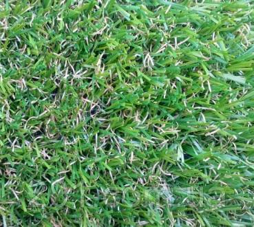 Декоративная Трава, Искусственный газон. Обухов. фото 1