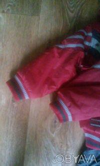 Деми комбинизон для мальчика DONILO в очень хорошем состоянии. Размер указан 92с. Киев, Киевская область. фото 8