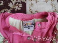 Продам футболку на девочку на рост 80см и 92 см (Турция) в хорошем состоянии, бе. Киев, Киевская область. фото 4