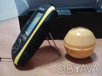 Беспроводной эхолот Phiradar FF268W  Тип дисплея: 4 уровня серого LCD V128XH96. Киев, Киевская область. фото 6