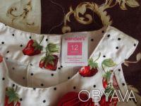 Продам летний комплект на девочку Wandee´s (Тайланд) на 12 месяцев в отличном со. Київ, Київська область. фото 6