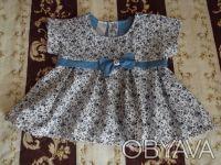 Продам летний комплект на девочку Няня на 9 месяцев в отличном состоянии, пятен,. Киев, Киевская область. фото 3