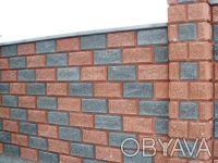 Предприятие производит и реализует бетонные стеновые вибропрессованые блоки.  . Киев, Киевская область. фото 7