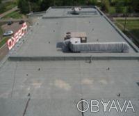 Кровля рубероидом крыш гаражей и домов. Запоріжжя. фото 1