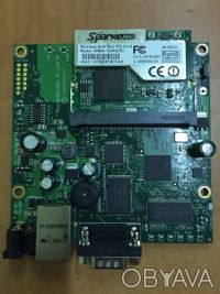Маршрутизатор RouterBoard RB411 Mikrotik. Киев. фото 1