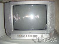 Телевизор JVC AV-1404FE 15 дюймов б/у. Киев. фото 1