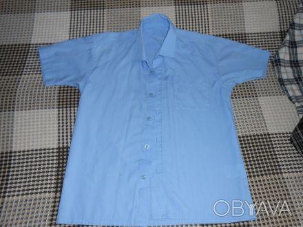 рубашки,для мальчика, рост 122-128 см на каждый день, есть теплая рубашка ,тенис. Киев, Киевская область. фото 1