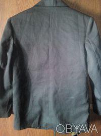 Пиджак для мальчика светло-зеленого цвета, состояние нового. Длина 64 см, ширин. Киев, Киевская область. фото 5