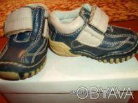 Продаю детские ботинки в отличном состоянии, размер- 20, по стельке 12 см, внутр. Київ, Київська область. фото 3