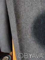 Брюки школьные новые 100% шерсть на подкладке просто суперски (по поясу малы) . . Киев, Киевская область. фото 8