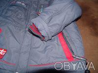Детская теплая зимняя куртка для мальчика 134 размера в очень хорошем состоянии,. Киев, Киевская область. фото 4