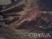 Детский нарядный костюм с сумочкой. Ткань верха с люрексом, кофта застегивается. Київ, Київська область. фото 4