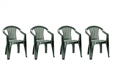 """"""" Садовый стул Sicilia Allibert, Keter, Curver """"  Усядьтесь поудобнее и рассла. Ужгород, Закарпатская область. фото 4"""
