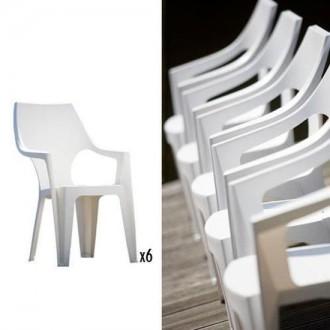 """"""" Садовый стул Dante High Back Allibert, Keter, Curver """"  Усядьтесь поудобнее . Ужгород, Закарпатская область. фото 3"""
