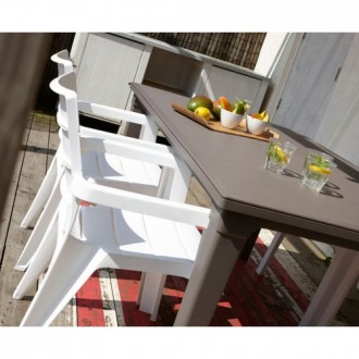 """"""" Садовый стул Ibiza Allibert, Keter, Curver """"  Усядьтесь поудобнее и расслабь. Ужгород, Закарпатская область. фото 5"""