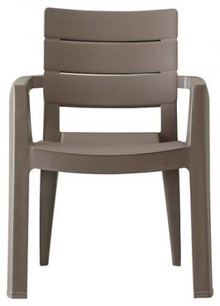""""""" Садовый стул Ibiza Allibert, Keter, Curver """"  Усядьтесь поудобнее и расслабь. Ужгород, Закарпатская область. фото 9"""