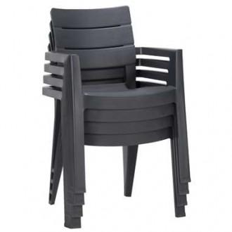 """"""" Садовый стул Ibiza Allibert, Keter, Curver """"  Усядьтесь поудобнее и расслабь. Ужгород, Закарпатская область. фото 11"""