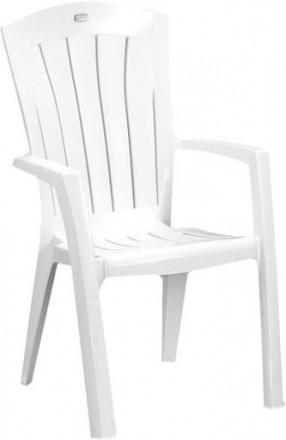 """"""" Садовый стул Santorini Allibert, Keter, Curver """"  Усядьтесь поудобнее и расс. Ужгород, Закарпатская область. фото 5"""