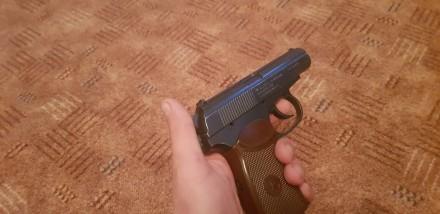 Пневматический пистолет пм49 макаров. Бориспіль. фото 1