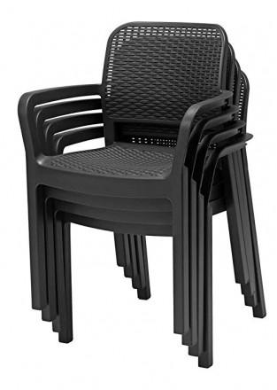 """"""" Садовый стул Samanna Allibert, Keter, Curver """"  Усядьтесь поудобнее и рассла. Ужгород, Закарпатская область. фото 7"""
