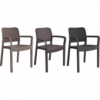 """"""" Садовый стул Samanna Allibert, Keter, Curver """"  Усядьтесь поудобнее и рассла. Ужгород, Закарпатская область. фото 3"""
