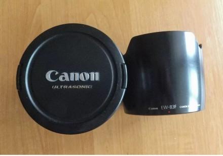 Canon EF 24-70mm F/2.8L USM. Киев. фото 1