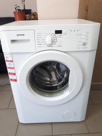 WA50149S стиральная машина Gorenje 5 kg. Коломыя. фото 1