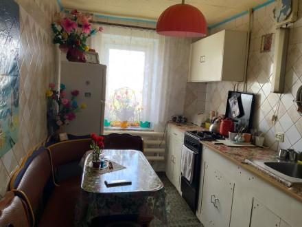 Продаётся 3 комнатная квартира по улице Металлургов, Корабельный район. 3/9кирпи. Корабельный, Николаев, Николаевская область. фото 2