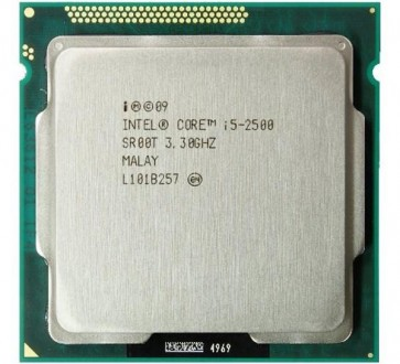 Intel Core i5-2500 3.3GHz/6MB s1155. Белая Церковь. фото 1