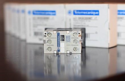 Контактор LC1SKGC200M7 Telemecanique, двухполюсный мини-контактор Schneider Elec. Киев, Киевская область. фото 7