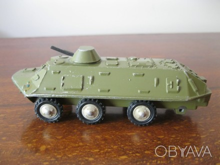 Модель 1:43 БТР 60ПБ.