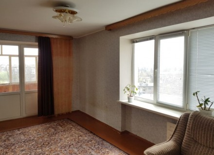 2 ком квартира на Рокосовского. Кирпичный дом, 8 этаж, комнаты раздельные, боль. Чернигов, Черниговская область. фото 4