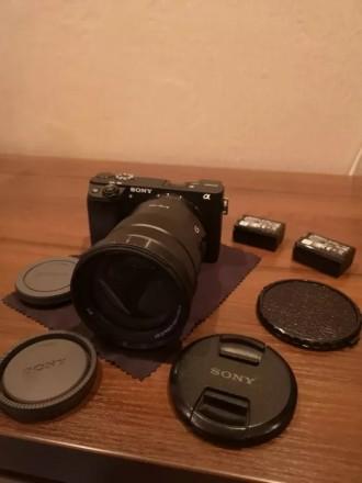 Sony A6300 Sony 18-105. Киев. фото 1