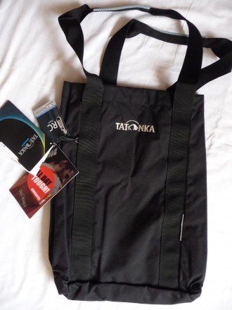 Сумка немецкого бренда  TATONKA очень прочная, 22 литровая для покупок. Изготов. Полтава, Полтавская область. фото 7