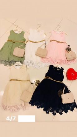 Нарядное и красивое платье для девочки Moonstar Турция. Мариуполь. фото 1