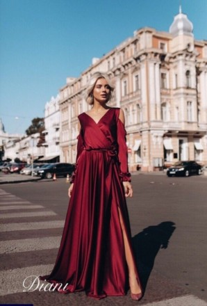 Вечернее платье. Николаев. фото 1