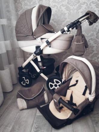 Продам коляску Adamex Barletta. Павлоград. фото 1