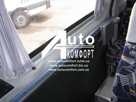 Электрический механизм открывания дверей в микроавтобусе. Луцк. фото 1
