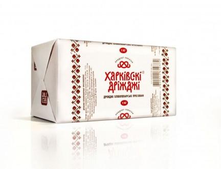 Дрожжи прессованные «Хлебные», 1,0кг (12 кг). Киев. фото 1
