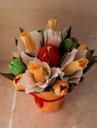 Кто не успел придумать или купить подарок к Пасхе, есть отличная идея - сладкий . Черноморск (Ильичевск), Одесская область. фото 3
