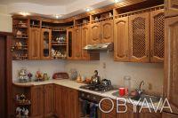 Кухни и фасады из массива дерева.. Киев. фото 1